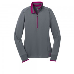 Dark Grey/Sport Fuchsia